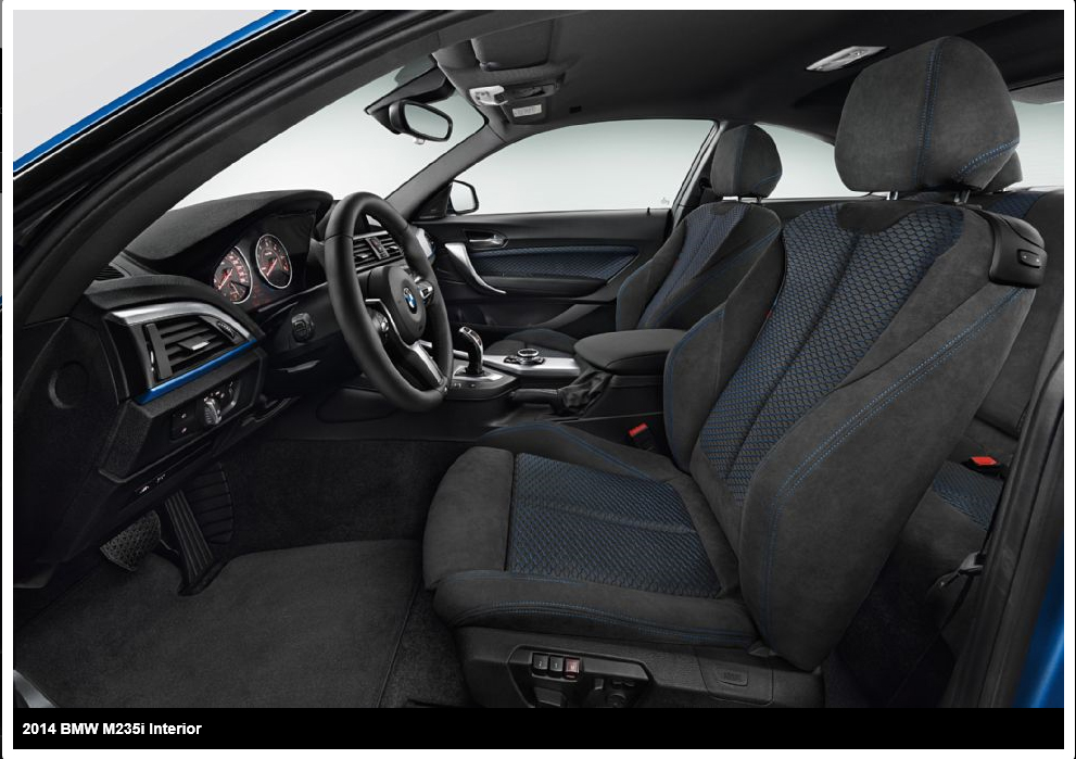 This Is What Usa M235i Owners Are Missing Out On 2addicts Bmw 2 Series Forum