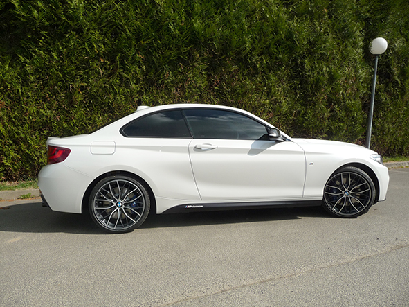 M235i With M Performance Parts Z4 Forum Com