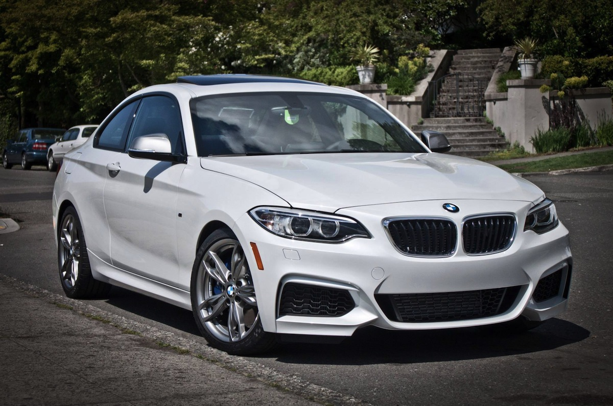 Official Mineral White 2 Series Coupe Convertible Thread