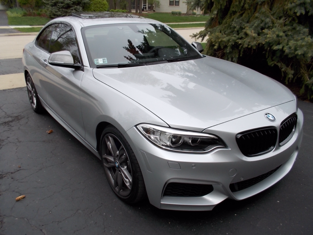 Decent Photos Of My Complete For Now M235i Glacier Coral