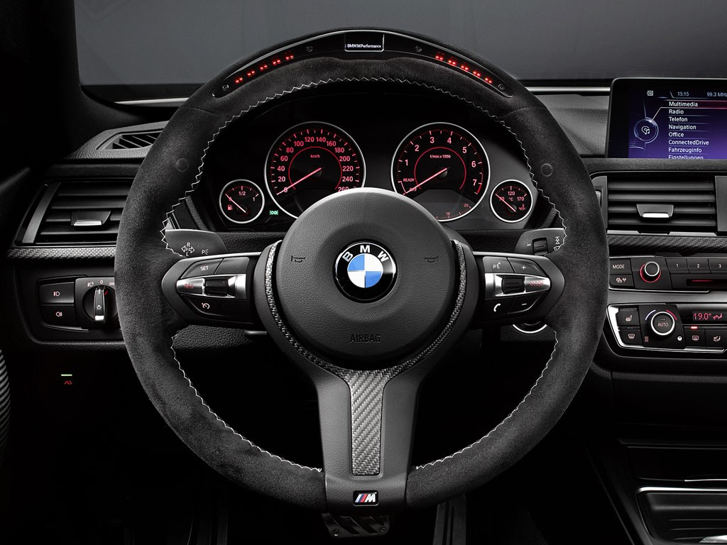 M Performance Steering Wheel Options Advice Please