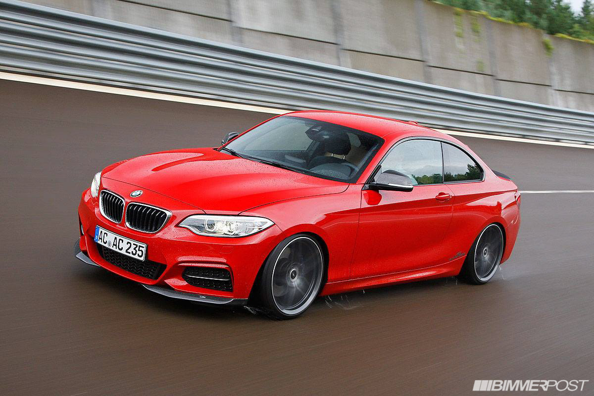 Bmw M2 Series >> More detailed looks at AC Schnitzer's M235i