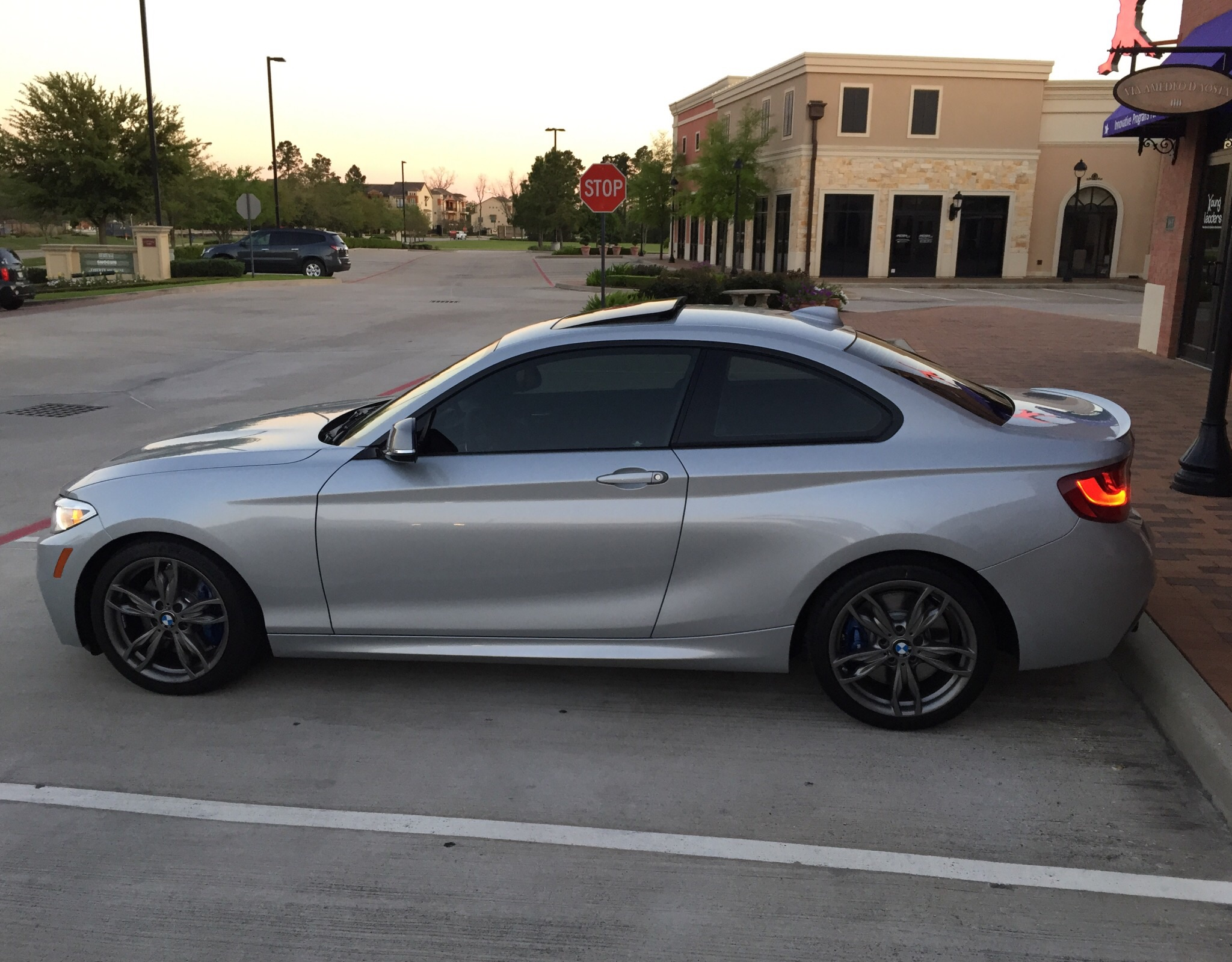 Bmw Of Houston >> 2Addicts | BMW 2-Series forum - View Single Post - Official GLACIER SILVER 2 Series Coupe ...
