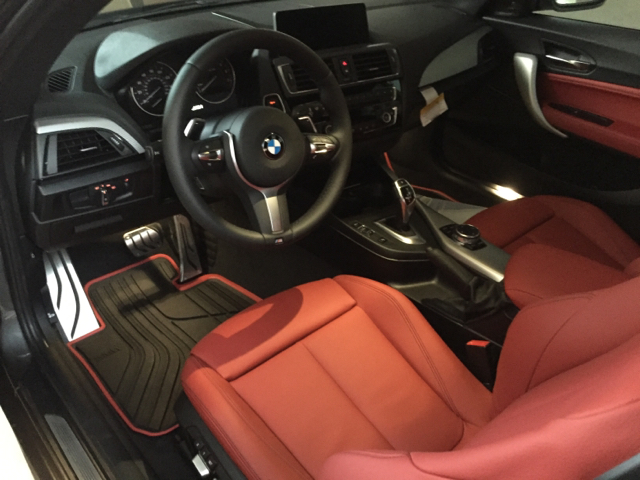 Anyone Have The M Performance Floor Mats 2addicts Bmw 2