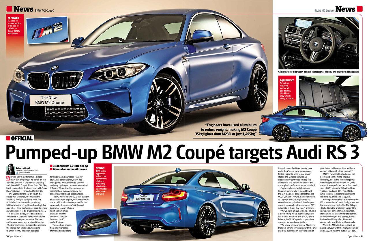 2016 - [BMW] M2 [F87] - Page 7 Attachment