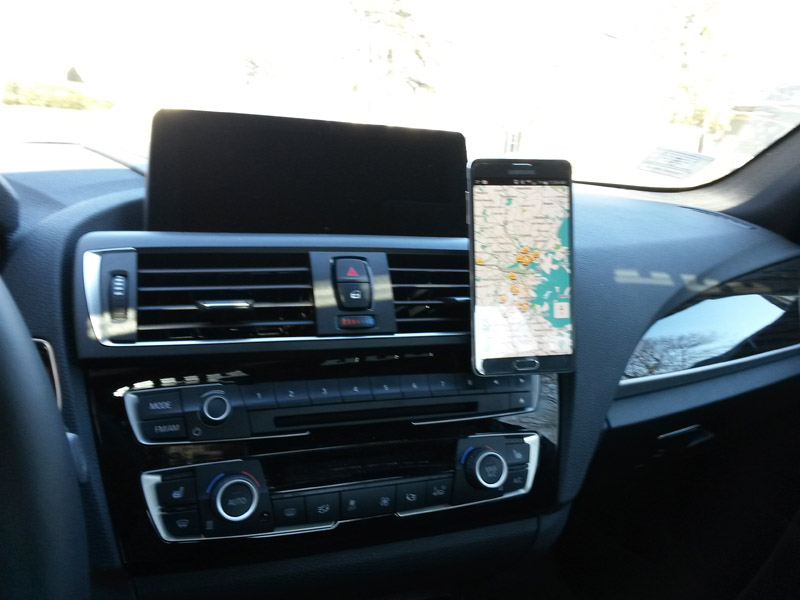 Suggestion For Cell Phone Mount