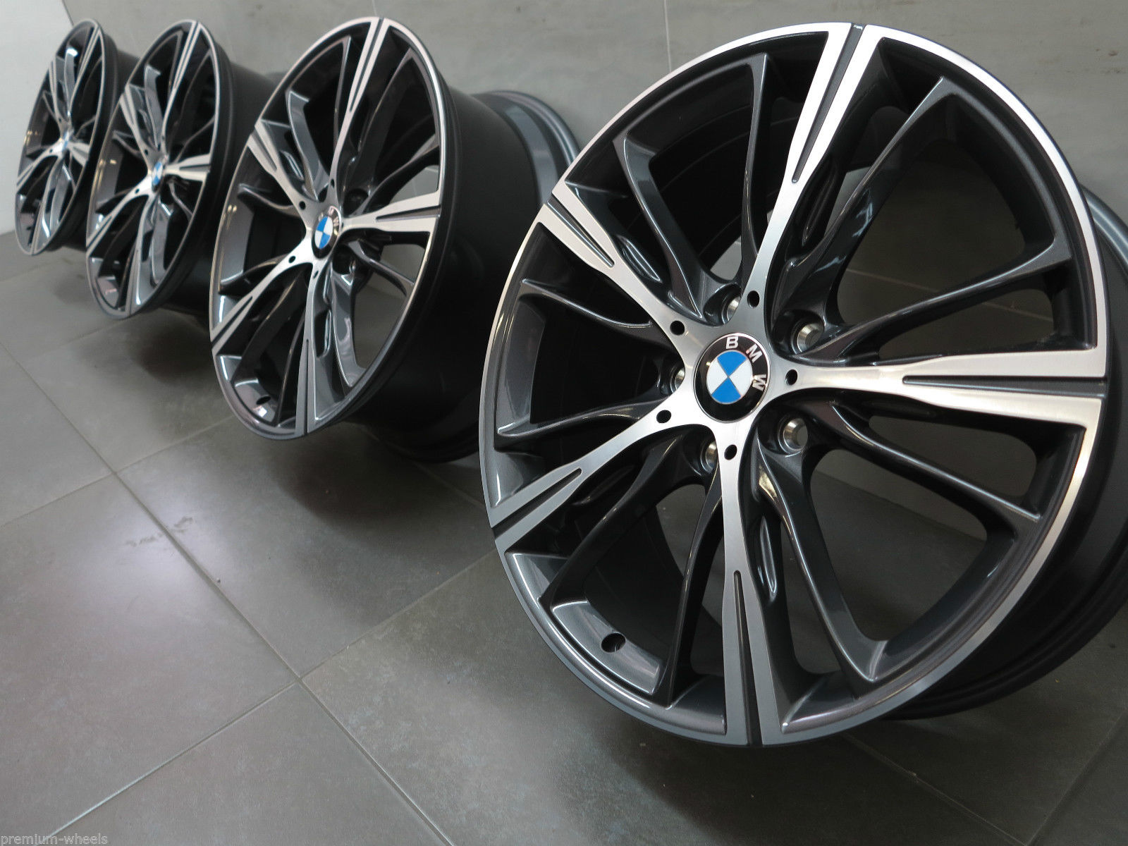 styles series rim for bmw itm wheel alloy style
