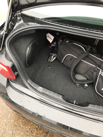 Under Seat Vs Trunk Subwoofers