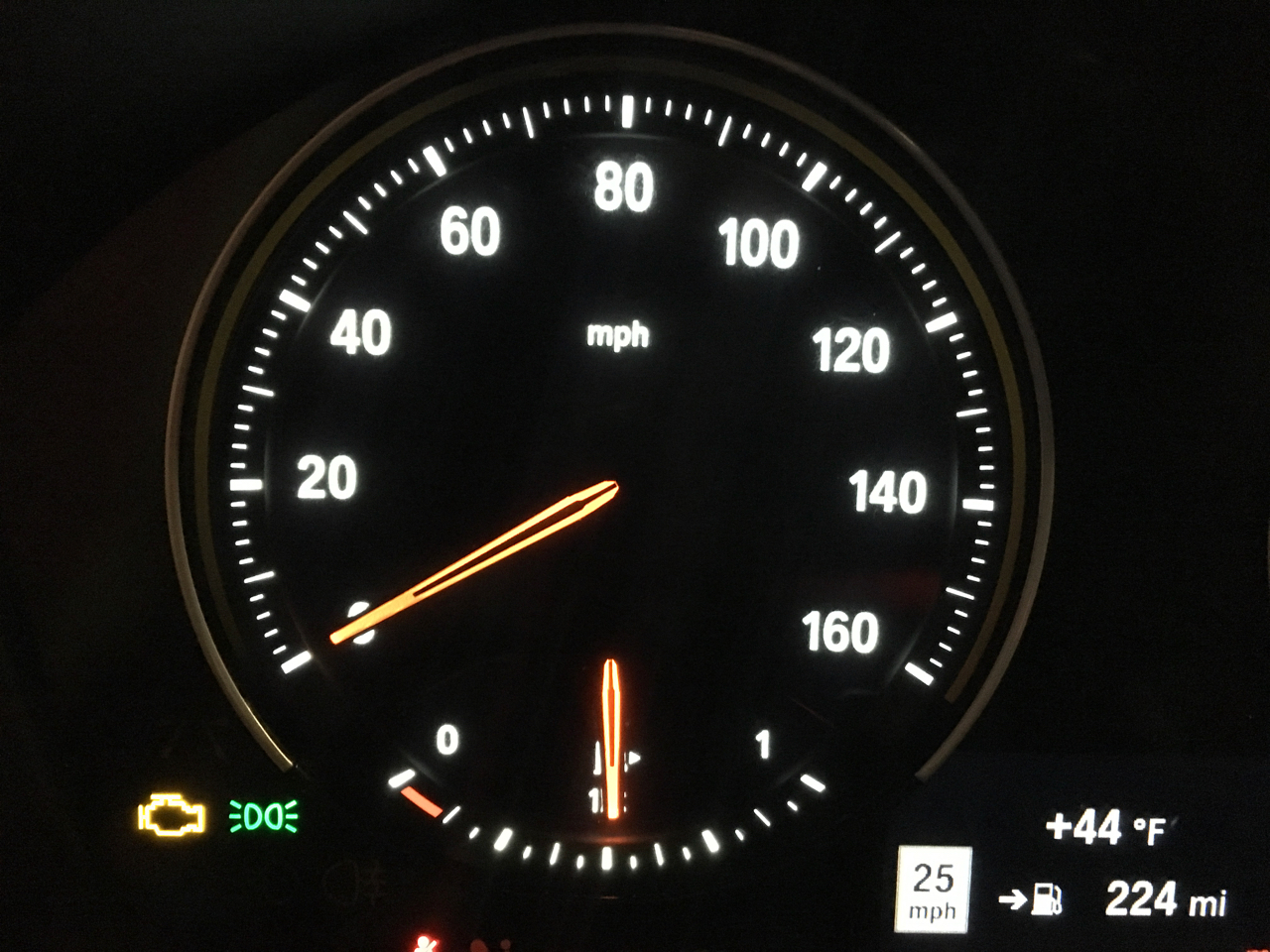 2018 Instrument Cluster Mph To Kmh