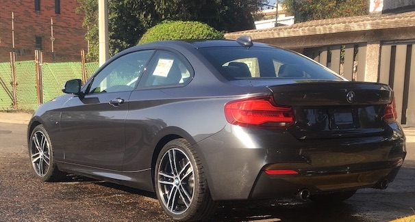 new car and new in the forum/ build bmw m240i