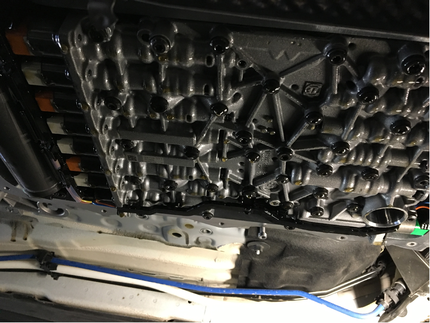 ZF8 ATF CHANGE - Just Shy of 50K - 2Addicts   BMW 2-Series forum