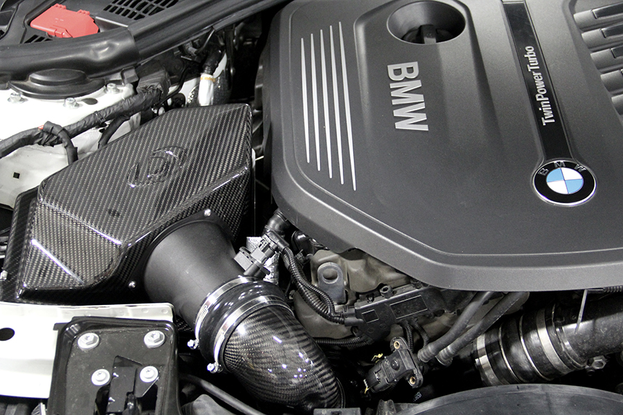 NEW RELEASE: Dinan Carbon Fiber Cold Air Intake for F2x