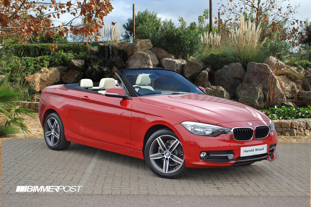 BMW Cabriolet Serie 2