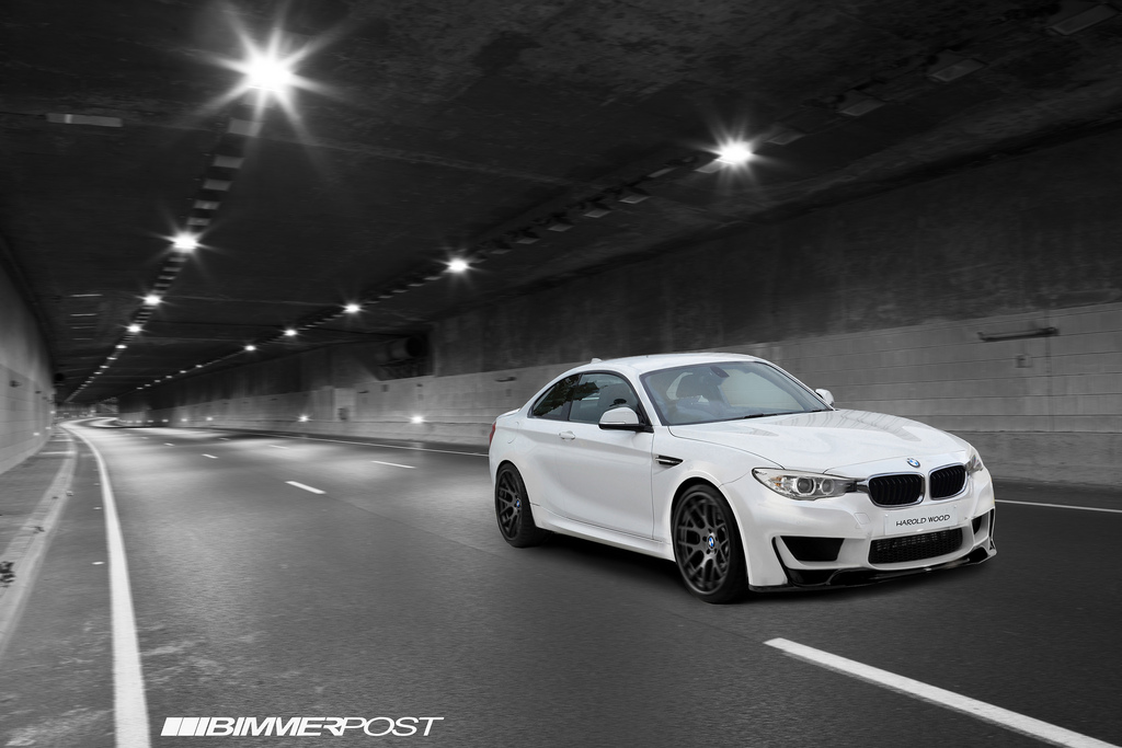 2016 - [BMW] M2 [F87] Attachment