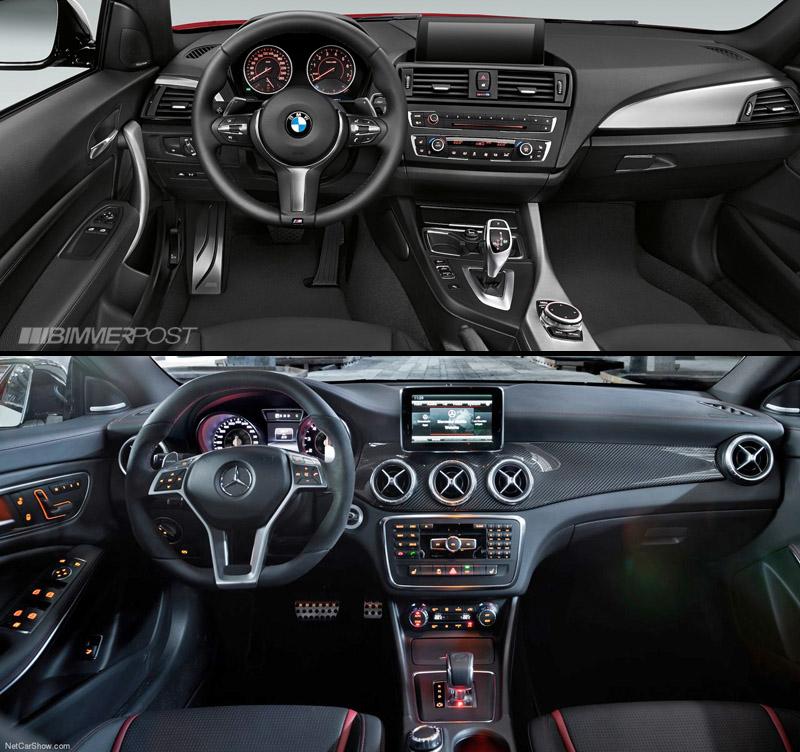 AMG CLA 45 Vs BMW M235i