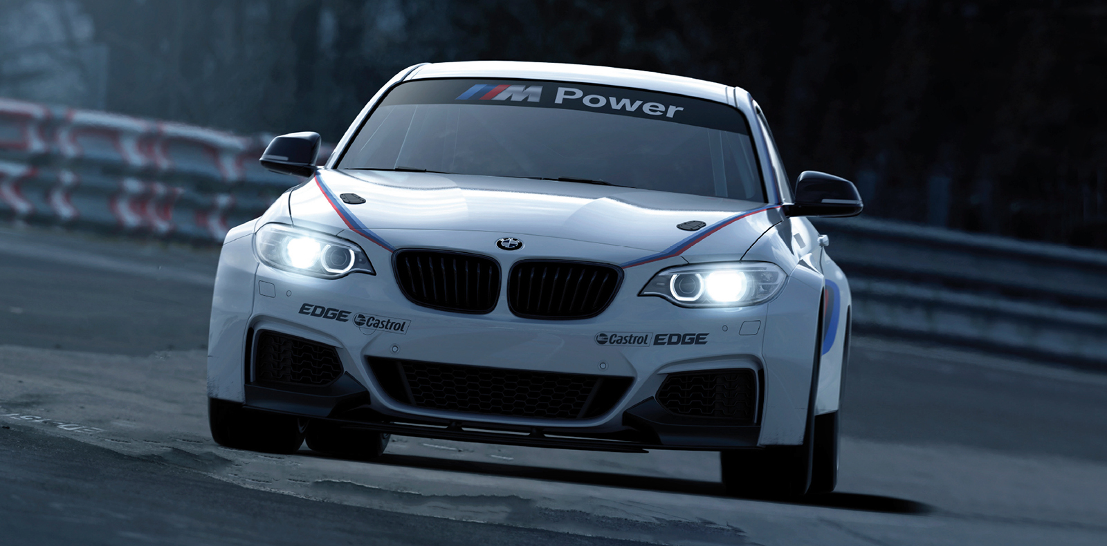 Full BMW M235i Racing Specs and Images