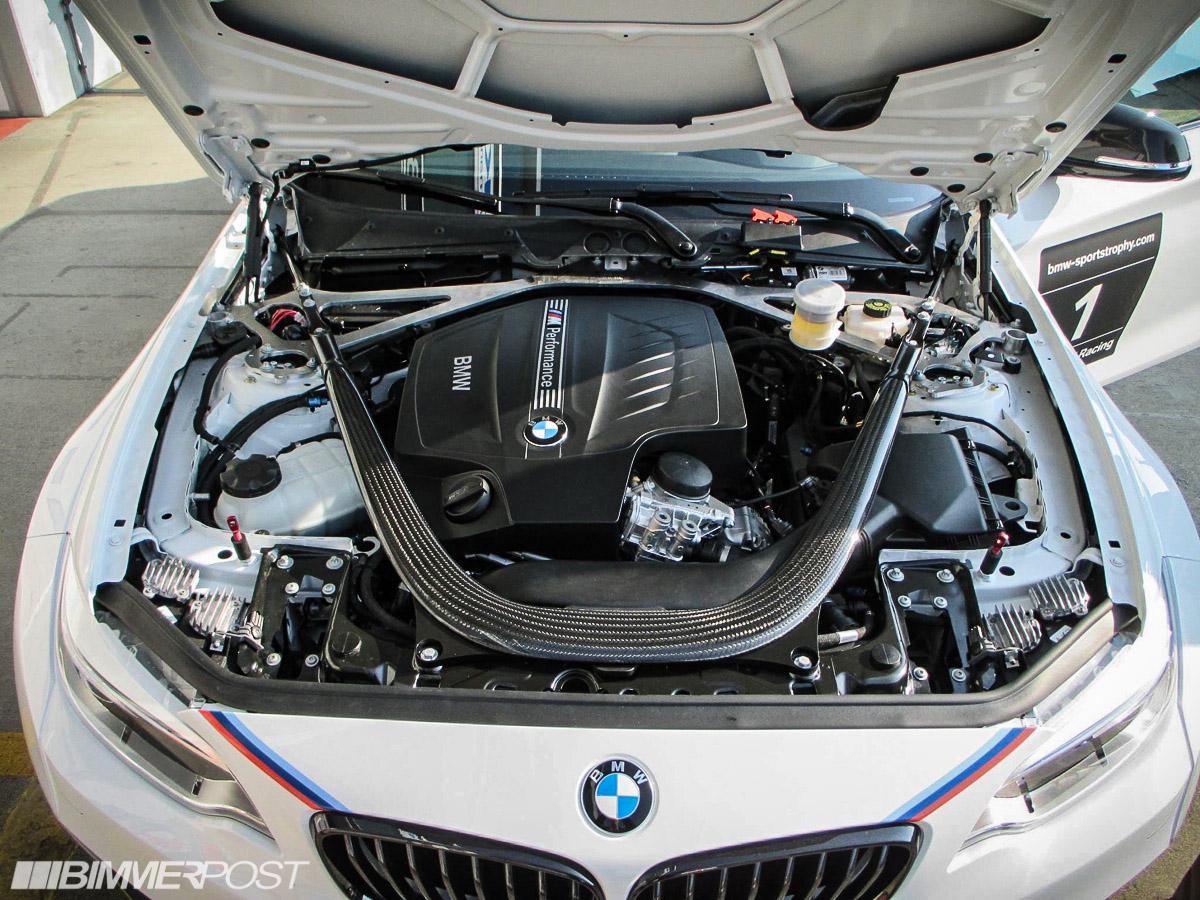 M235i Racing Parts Bin