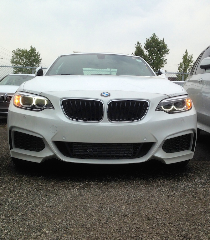 Official MINERAL WHITE 2 Series Coupe/Convertible Thread