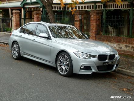 SteveAuss 2013 BMW 335i MSport  BIMMERPOST Garage