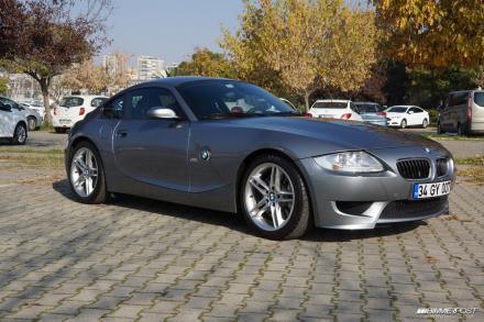 omera60\'s 2006 BMW Z4 M Coupe - BIMMERPOST Garage