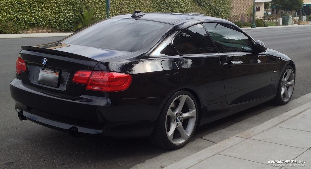 Cbad335 S 2009 Bmw 335i Coupe Bimmerpost Garage