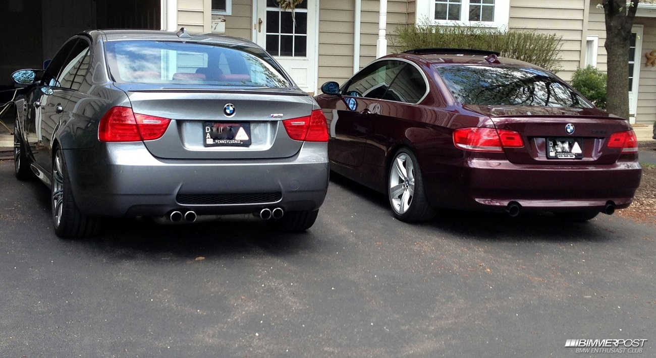Dustin335i's 2008 BMW 335i Sport Coupe - BIMMERPOST Garage