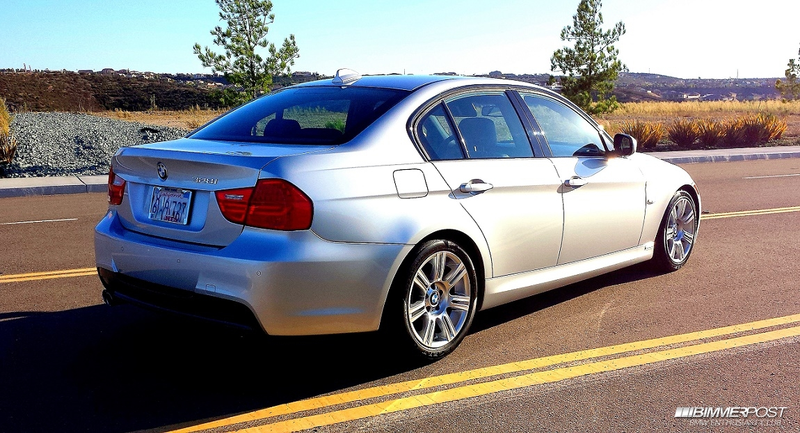 ShaverZBT's 2011 BMW M-Sport E90 LCI Sedan - BIMMERPOST Garage