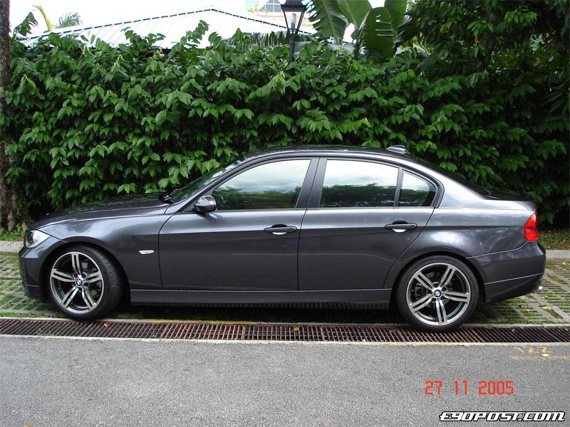 8t S 2005 E90 320i M6 Wheels Bimmerpost Garage