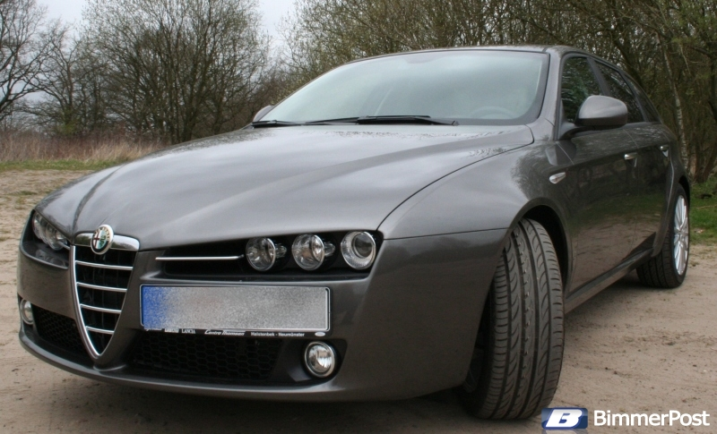 2007 alfa romeo 159 sw bimmerpost garage. Black Bedroom Furniture Sets. Home Design Ideas