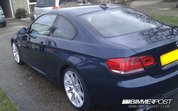 Nicko 39 s 2007 57 bmw 330i m sport coupe bimmerpost garage for Garage bmw 57 thionville