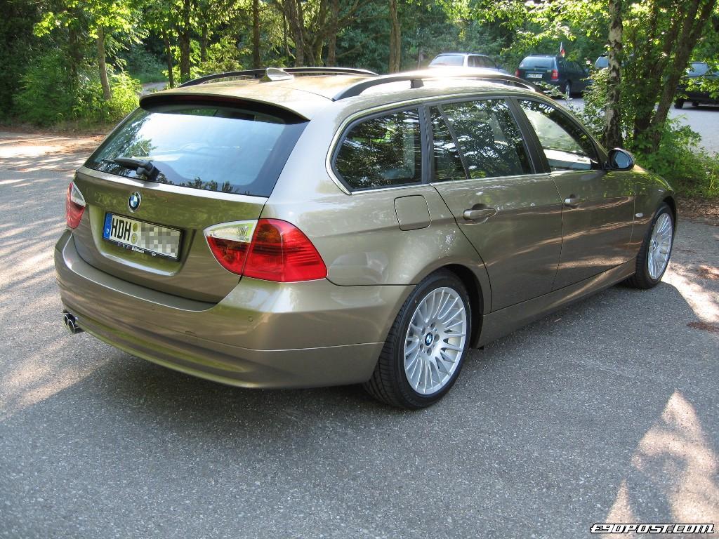 S 07 2006 Bmw 330da Touring E91 Bimmerpost Garage