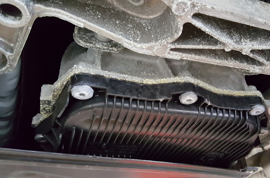 Metal Engine Bay : White stuff on metal parts in engine bay and undercarriage