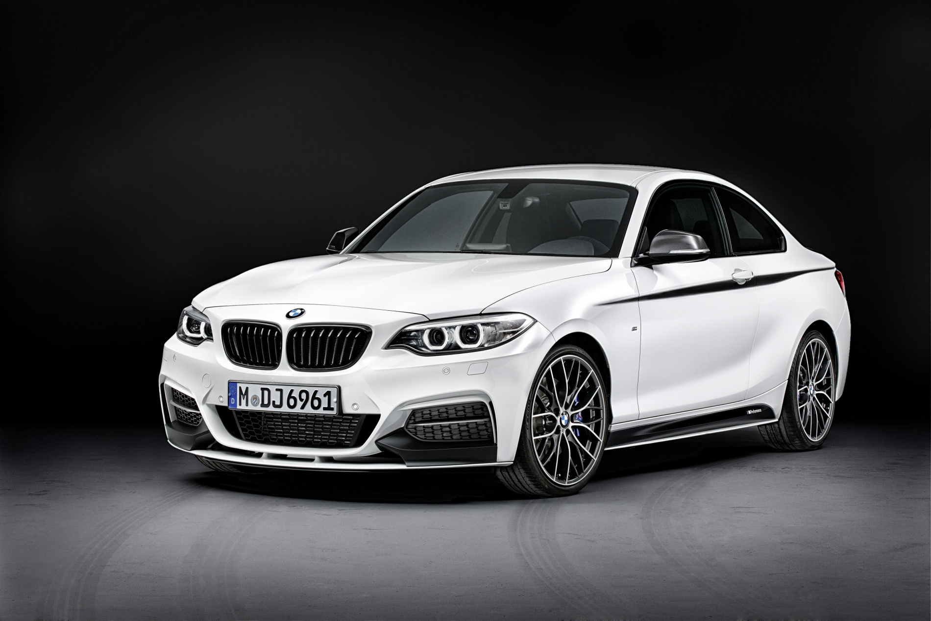 bmw 2 series m performance parts pricing and announcement. Black Bedroom Furniture Sets. Home Design Ideas