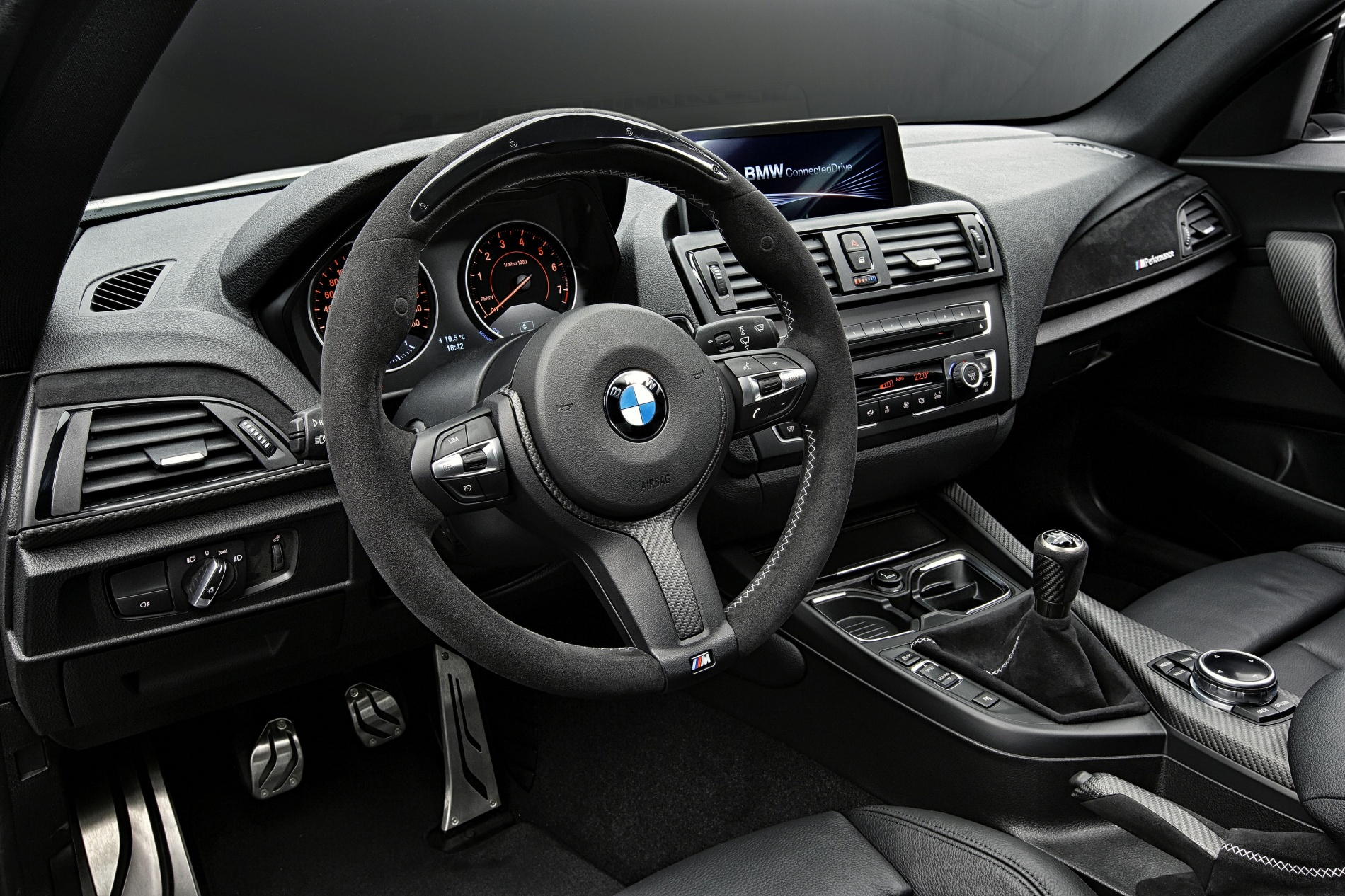 bmw 2 series m performance parts revealed. Black Bedroom Furniture Sets. Home Design Ideas