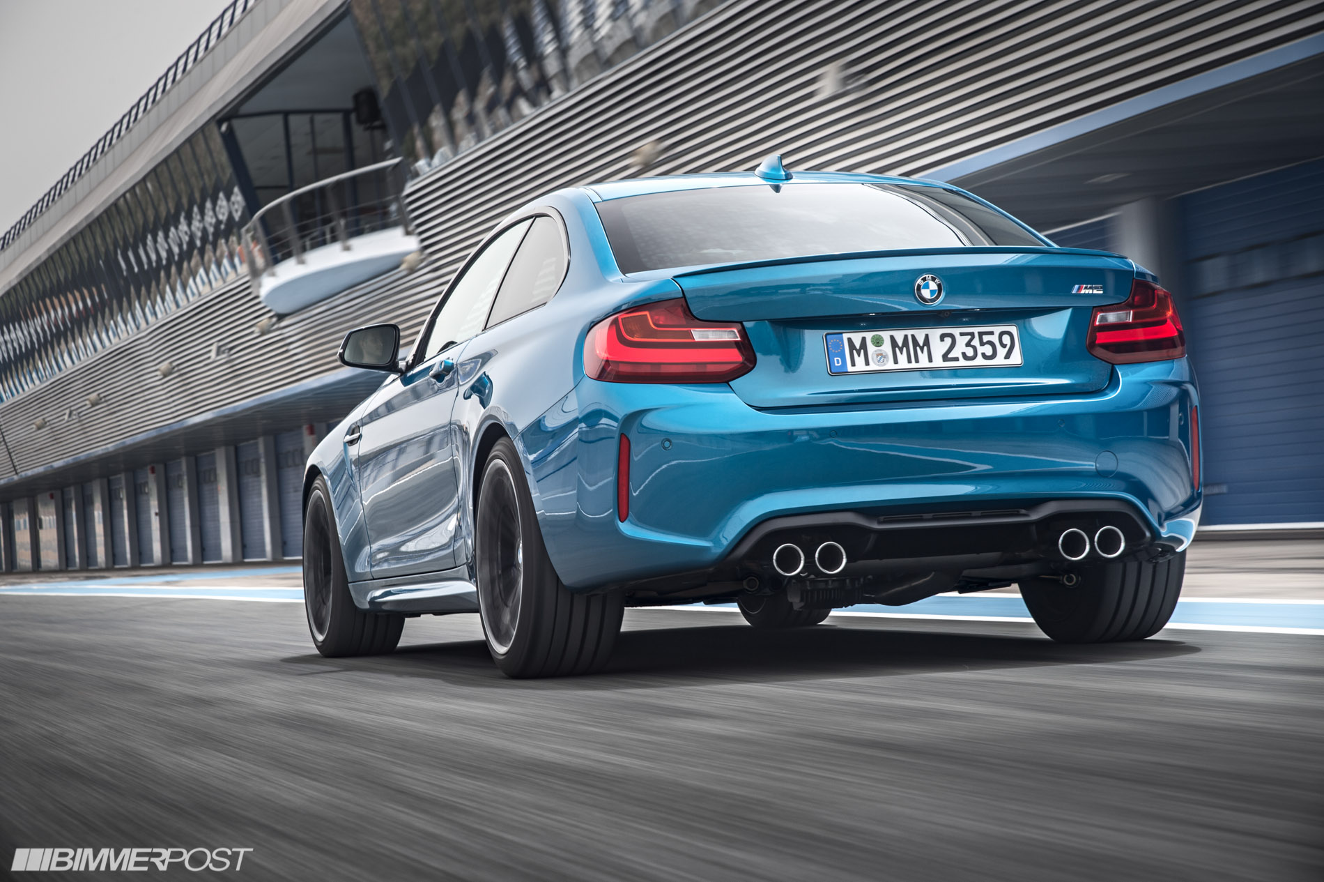2016 - [BMW] M2 [F87] - Page 7 P90199686_highRes