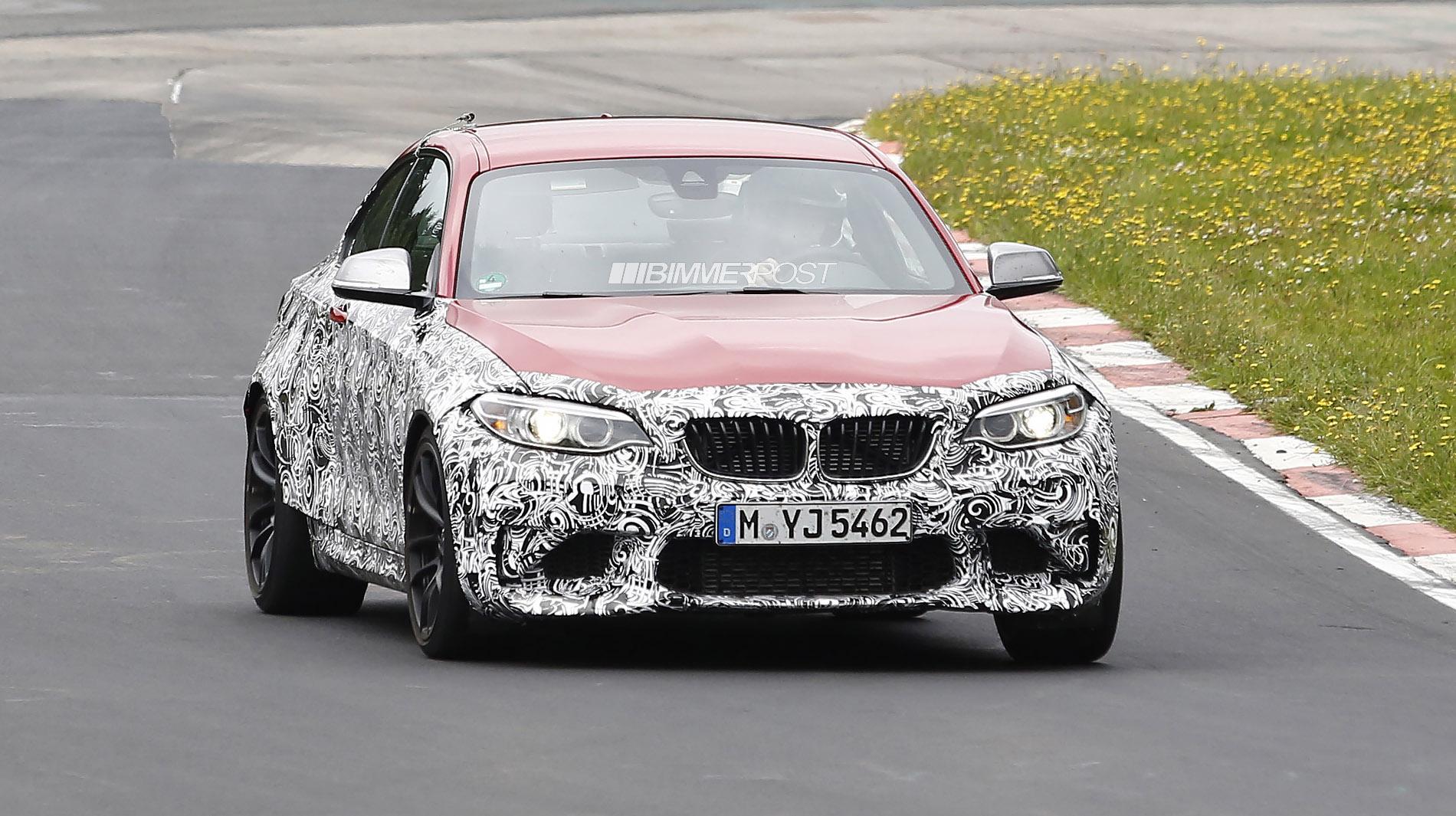 2016 - [BMW] M2 [F87] - Page 4 M2%201